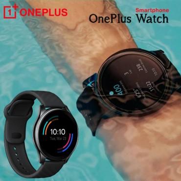 OnePlus Smartwatch - Midnight Black