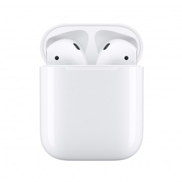 Apple AirPods 2 with Charging Case (Latest Model)