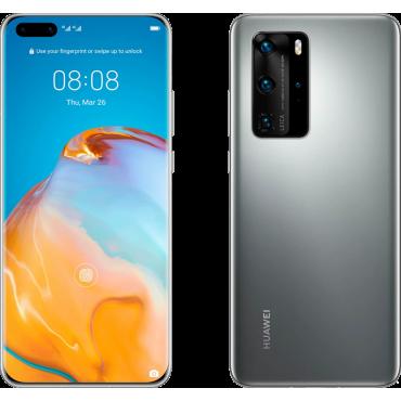 Huawei P40 Pro Smartphone 5G, Silver