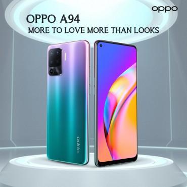 Oppo A94 Dual SIM 128GB 8GB RAM LTE 48MP 8MP 2MP 2MP