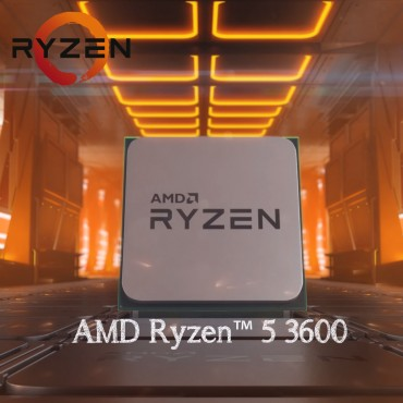 AMD Ryzen™ 5 3600 3.6GHz 32MB Cache AM4 L3 CPU