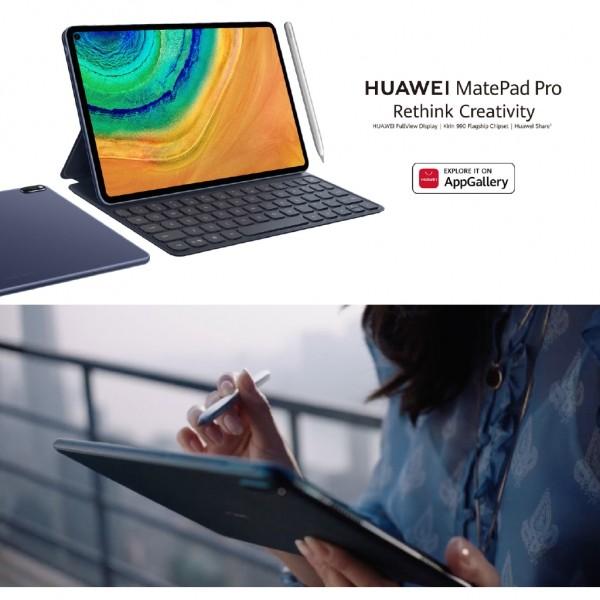 Huawei MatePad Pro WiFi 128GB 6GB Midnight grey