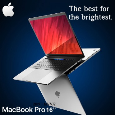 Apple Macbook Pro 16-inch with Touchbar - MVVJ2 Core i7 16GB RAM 512GB SSD  AMD 5300 4GB Space Gray + Apple Care