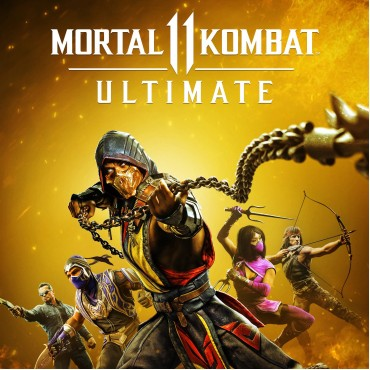 Mortal Kombat 11 Ultimate Edition PlayStation 5 (PS5)