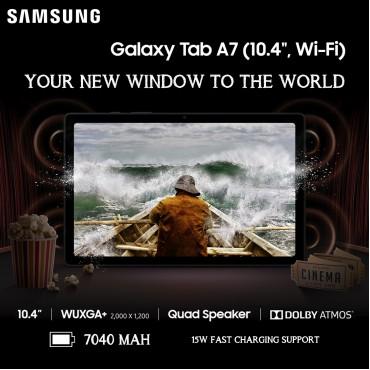 Samsung Galaxy Tab A7 (2020) T500 10'4 Inch 32GB 3GB RAM WIFI