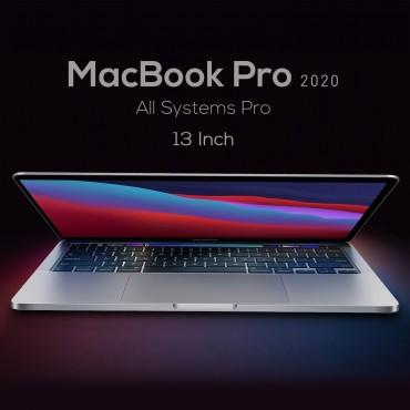 "Apple MacBook Pro 13"" intel i5 16GB Memory 512GB SSD Space Gray"